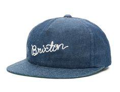 Robinson Strapback Cap by BRIXTON