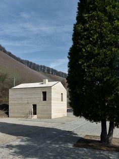 max dudler / simone boldrin leading architect, project manager / cantzheim / photograph stefan müller