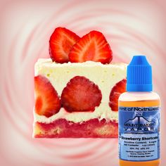 Fresh strawberries, heavy whipping cream and fluffy cake flavors come together in this deliciously irresistible Strawberry Shortcake vape.