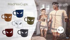 MadPea Mugs Group Gift by MadPea