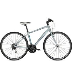 Seattle is one of the most bike-friendly cities in the country. Perfect for this Trek® FX 7.2 Hybrid Bike!