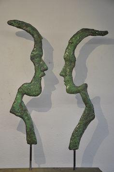 Melting Glass, Fantasy Figures, Clay Faces, Pulp, Ceramic Teapots, Foto Art, Fused Glass, Garden Art, Diy Art