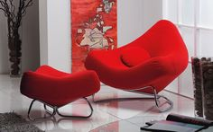 Chili uno and stool by ROM £439