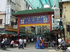 Jalan Petaling is the nightmarket in Kuala Lumpur. Read about it here: http://www.thinkingoftravel.com/introduction-kuala-lumpur/
