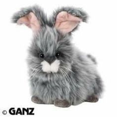 Webkinz Angora Bunny