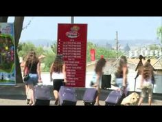 ▶ Real time facebook campaign: Coca Cola Village 2010 - YouTube