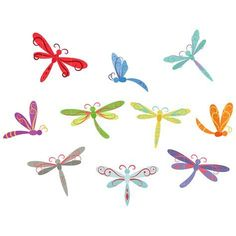 Image result for Dragonfly Drawings