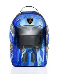 Blue Lambo Wings BackpackBlue