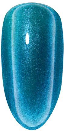 Bright Blue Shimmer