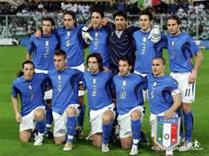 Every Italian football player ever = Gorgeous!