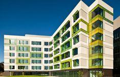HKS ARCHITECTS- Royal Children's Hospital- Melbourne,Australia- HKS