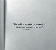 The problem with poetry is.. via (http://ift.tt/2xmIbU8)