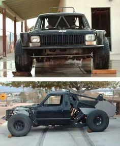 I know this isn't a 4x4 but this is awesome!!!