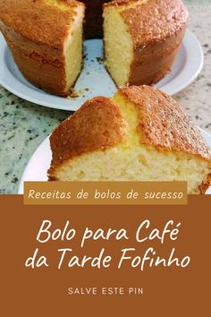 Dessert Recipes, Desserts, Cornbread, Banana Bread, Low Carb, Yummy Food, Pasta, Cooking, Breakfast