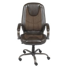 Shop Wayfair for Leather Office Chairs to match every style and budget. Enjoy Free Shipping on most stuff, even big stuff.