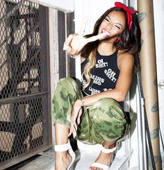 Long Time No See: Karrueche Tran Scores Modeling Gig With ...