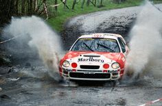 Toyota Celica / Rallye des Hautes Fagnes 1998 Toyota Celica, Rally Car, Racing, Cars, Rally, Group, Running, Auto Racing, Autos
