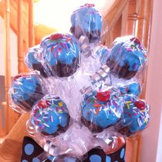 Cake pops made by meee