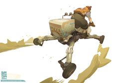 Desert delivery Fast Food 1 - Pizza by Brosa on deviantART