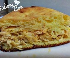 Tortilha Dukan de Frango com Requeijão Light
