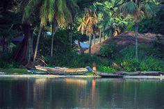 Elinkine, Casamance - Sénégal