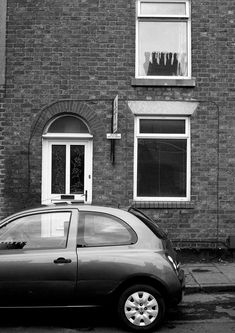 Ian Curtis: 77 Barton Street Then & Now Ian Curtis, Joy Division, Then And Now, Thought Provoking, Art Photography, Rock, Street, Metal, Music