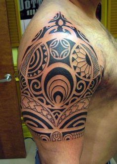Body art tattoo, maui tattoo, hawaii tattoo - Tribal tattoos gallery