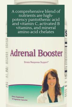 Adrenal Booster Natural Supplement