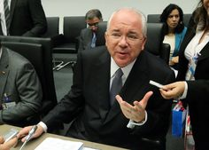 Venezuela's UN envoy: Not concerned about US investigations. Venezuela will hold the Security Council presidency for the month of February, getting the chance to influence the agenda of the most powerful U.N. body: defending the national sovereignty of countries against what he saw as U.S. meddling in domestic affairs. He said Venezuela will also hold a debate on Feb. 11 where a number of countries under U.N. sanctions will address the council about their impact — a rare  WP