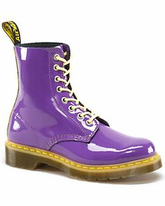 Dr. Martens 'Pascal' Patent Boot