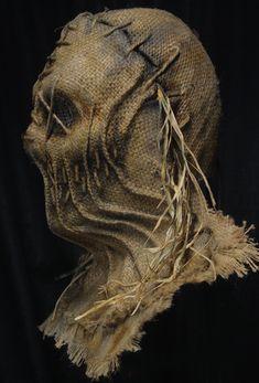 24c Halloween Skull Makeup, Voodoo Halloween, Creepy Halloween Costumes, Halloween 2019, Scarecrow Mask, Scary Scarecrow, Apocalypse World, Clown Tattoo, Crust Punk
