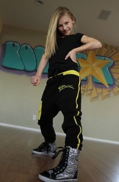 Autumn  Miller is an amazing dancer!!! She is a better dancer than anyone I know:-)