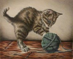 """Spinning Yarn"" by Artistry by Lisa Marie"