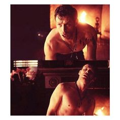 Klaus Mikaelson/ Joseph Morgan ❤ liked on Polyvore featuring tvd, pictures, joseph morgan and vampire diaries