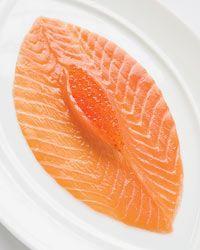 Smoked-Salmon Carpaccio with Brioche and Caviar Recipe on Food & Wine
