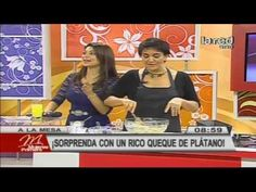 Queque de Platano (torta de banano) | Receta casera | Receta facil - Torta o Pan de bananas - YouTube