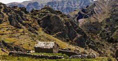 Montañas cerca a Cusco