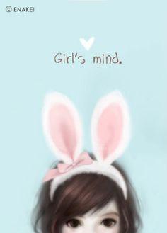 Enakei: Jennie's Portraits by Park Suran 박수란 ~ girl's mind