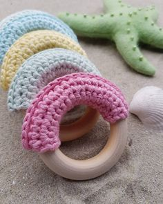 Beautiful wooden teething rings available on etsy www.etsy.com/shop/mistervanger