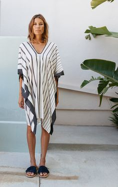 THE FASHION FILES: CAFTANS FROM TWO NEW YORK | THE STYLE FILES