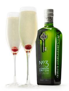Drinks From Around the World: The No. 3 (England)