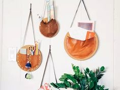 DIYi-wall-pockets at Frankie Magazine blog.