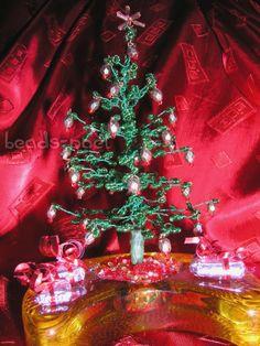 Christmas tree 1 by beads-poet.deviantart.com on @deviantART