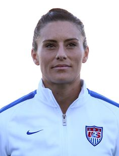 Ali Krieger (soccer) Olympic Rio 2016 Women's Football Team Headshots