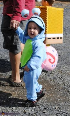 This homemade costume for kids entered our 2013 Halloween Costume Contest.
