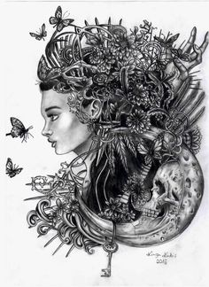 Mother Nature by Schepard.deviantart.com on @DeviantArt