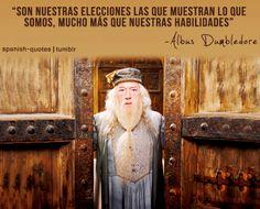 Resultado de imagen para harry potter tumblr quotes español