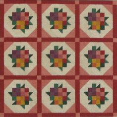 Picasso's Posies - Instant Download - Cross Stitch Pattern PDF