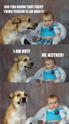 Don't Look at Me | Funny Jokes, Quotes, Pictures, Video