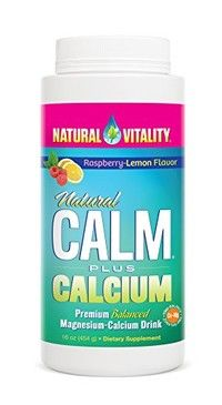 Natural Vitality Natural Calm Plus Calcium Magnesium Anti Stress Organic Raspbery Lemon 16 oz -- You can get additional details at the image link. (This is an affiliate link) Calcium Diet, Calcium Magnesium, Placenta Recipes, Egg White Oatmeal, Rotisserie Chicken Salad, Peanut Butter Fingers, Natural Calm, Magnesium Supplements, Thing 1